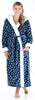 Women's Plush Fleece Non-Footed Onesie Pajamas