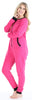 Women's Fleece Footed Onesie Pajamas