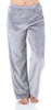 Women's Fleece 2-Piece Cowl Neck Pullover Loungewear Pajamas