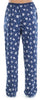 Women's Jersey Lightweight Pajama Pants with Pockets