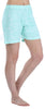 Women's Cotton Short Sleeve V-Neck Top and Shorts Pajama Set