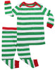 Infants 2-piece Festive Holiday Knit Pajama
