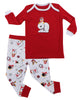 Penguins and Polar Bears Matching Family Pajama Set in Infant
