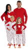 Penguins and Polar Bears Matching Family Pajama Set