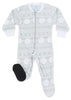Kid's Fleece Onesie PJs Footed Pajama