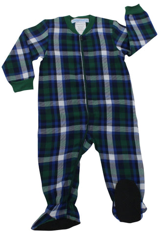 Infant Flannel Footed Pajama