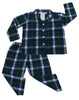 Kids Button Down Top Pajama