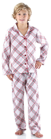 Christmas Toddler & Kids' Long Sleeve Pajamas Lounger Set