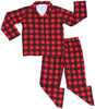 Christmas Family Matching Buffalo Plaid Flannel Pajamas for The Family