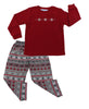 Kids Flannel Christmas Pajamas
