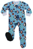 Infant Fleece Footed Pajamas