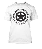 Humble Yourself, T-Shirt, Spiritual Mic, Spiritual Mic Fashionable christian apparel tees