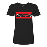 Stay Prayed Up, T-Shirt, Spiritual Mic, Spiritual Mic Fashionable christian apparel tees