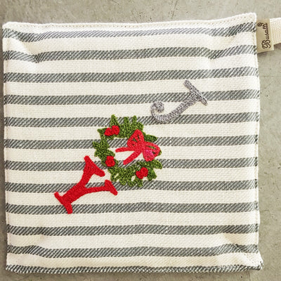 CHRISTMAS TRUCK - Pot Holder