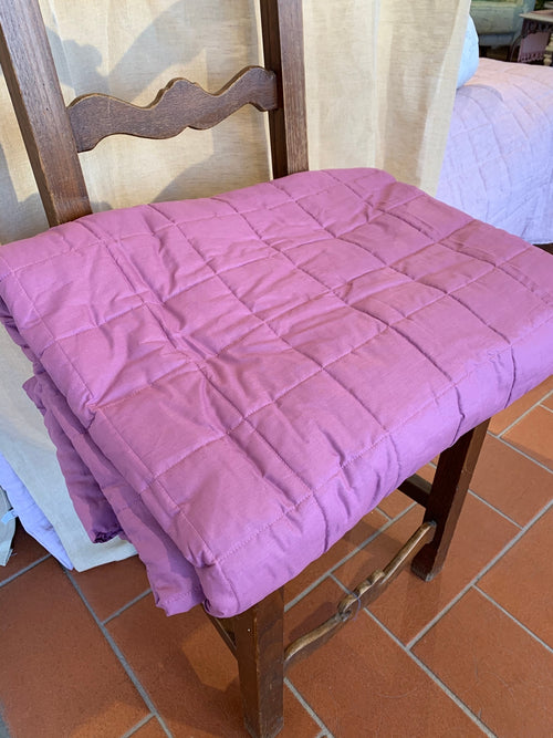 "QUILT (LIGHT WEIGHT) EGYPTIAN COTTON  ""73x""98,5"