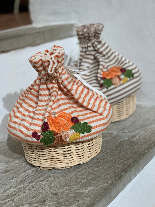 BREAD BASKET - Pumpkin