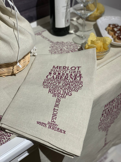 VINERIA - Kitchen Towel