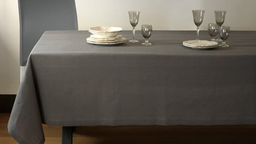 TABLECLOTH ZODIACO h.180 - dark colors