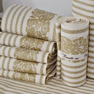 Mirto - Kitchen towel color sand