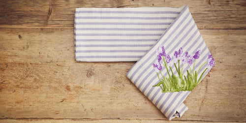 Lavander - Kitchen towel