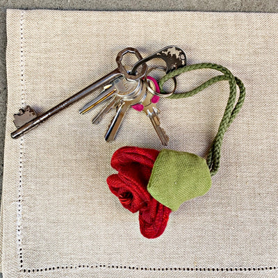 KEY HOLDER - ROSE