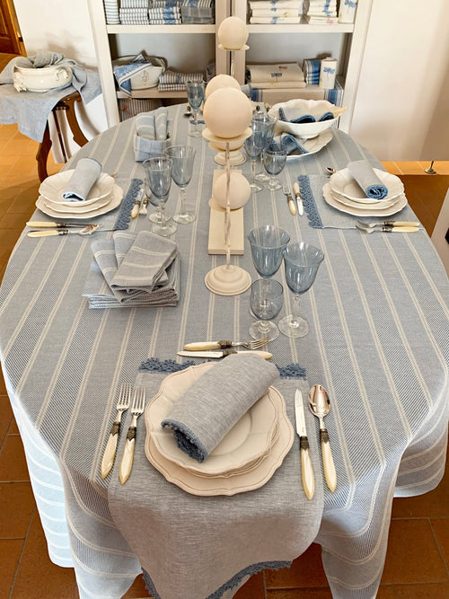 GROSSETO TWILL - TABLECLOTH