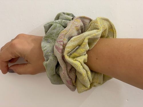 HAIR SCRUNCHIES - KENZIA