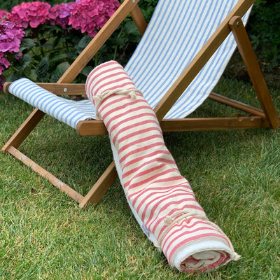 LINED BEACH/POOL TOWEL - MELOGRANO