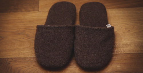 Cashmere - Slippers