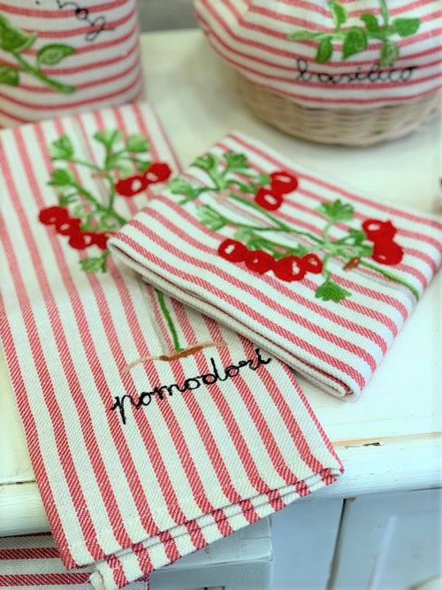 TOMATOES - DISH TOWEL