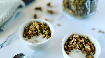 Maple - Vanilla Granola