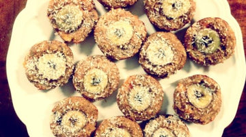 Guest Post: Coconut-Banana Bliss Bites