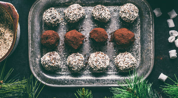 Holiday Bliss Balls