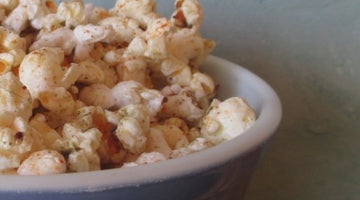 Maple-Hemp Popcorn!