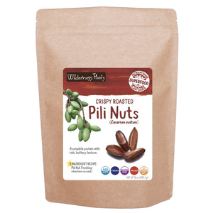Pili Nuts | Crispy Roasted
