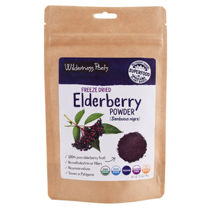 Elderberry Powder | Freeze Dried