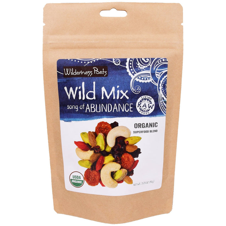 ABUNDANCE Wild Mix | Superfood Trail Mix