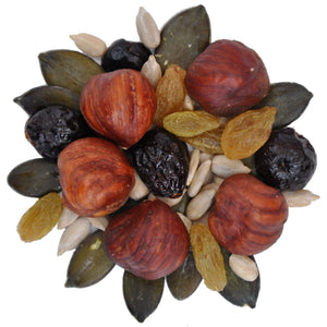 "of Wild Mix ""HARVEST"" Hazelnuts, Pumpkin Seeds & Cranberries (NEW RECIPE!!) sold by Wilderness Poets - 4"