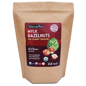 Mylk Hazelnuts - for Culinary Creations