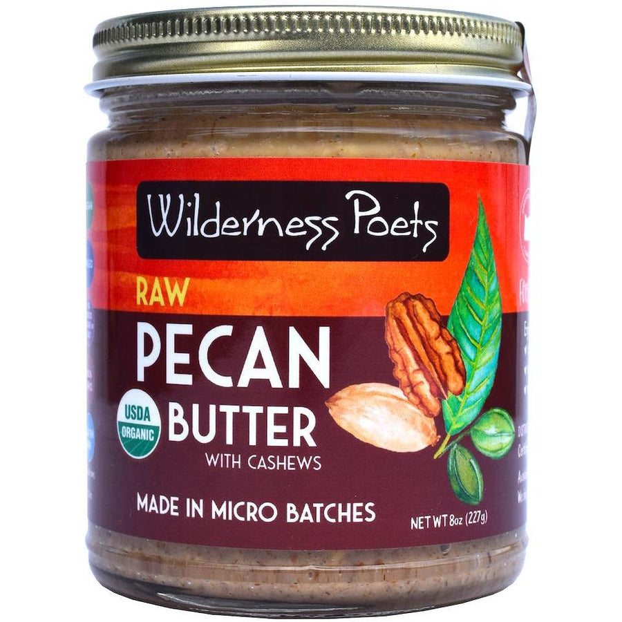 Pecan Butter with Cashews