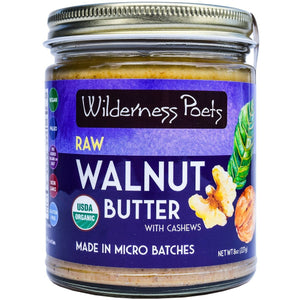Walnut Butter with Cashews