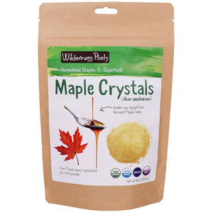 Maple Crystals