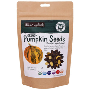 Pumpkin Seeds | Oregon Grown