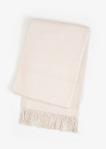 Pure Cashmere Double Faced Blanket