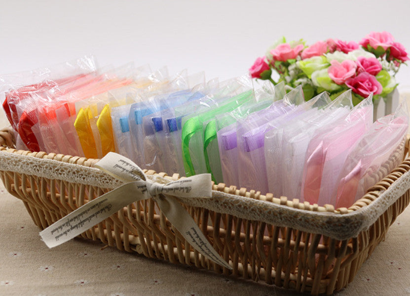 Reusable Mesh Soap Saver Bag / Soap bag / Soap Net. 15x10cm, Individual pack