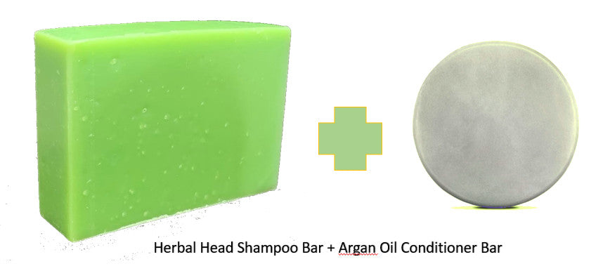 Herbal Head Shampoo Bar, 100gram