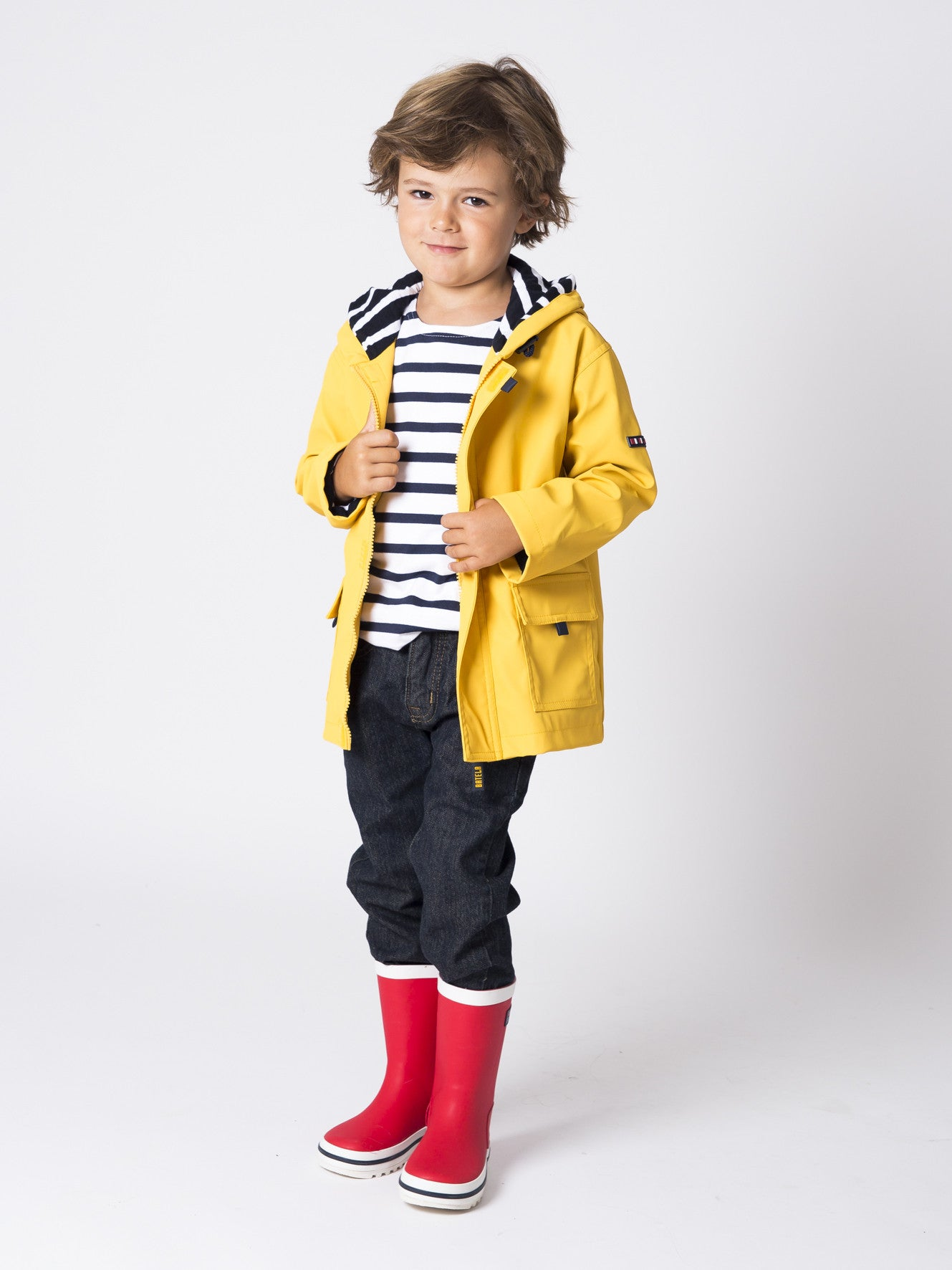 Look marinero niño