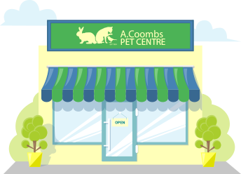 Opening Times A Coombs Pet Centre