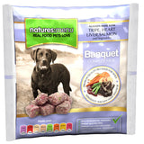 Natures Menu Frozen Dog Nuggets 1kg