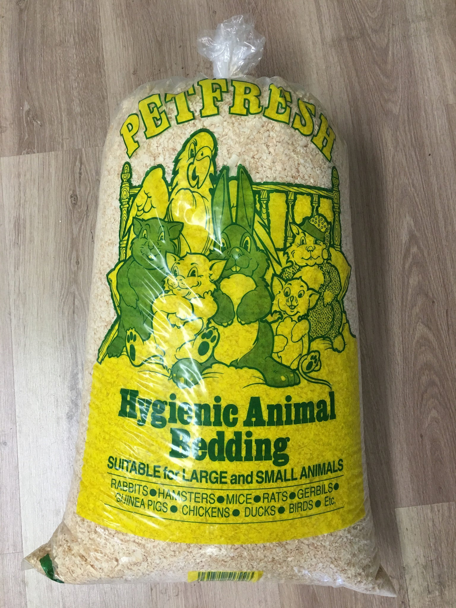Pet Fresh Woodshavings